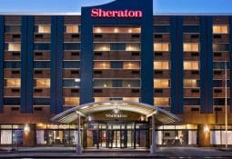 Sheraton At The Falls Hotel, Niagara Falls USA