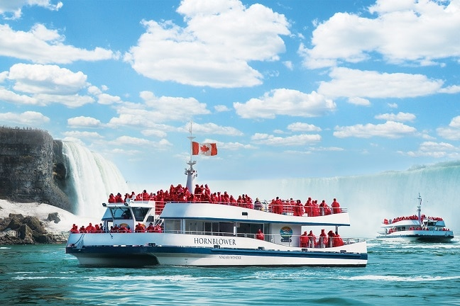 Hornblower Niagara Cruises Catamarans