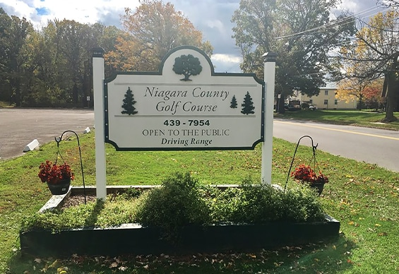 Niagara County Golf Course