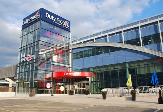 Queenston Lewiston Duty Free Niagara Falls