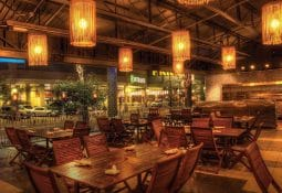 Copacabana Outdoor Patio