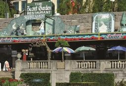 The Secret Garden Restaurant Niagara Falls