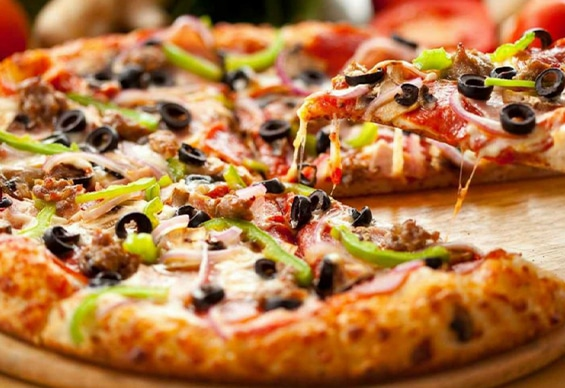 Zappi's Pizza is made fresh daily