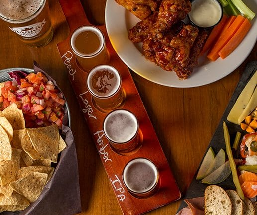 Niagara Brewing Company Food & Beer