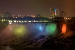 Niagara Falls Lights & Illuminations