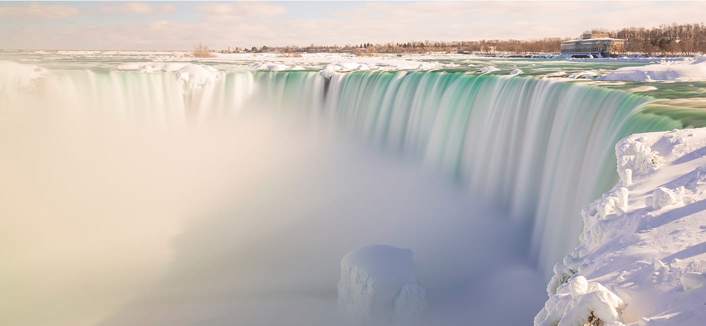 Niagara Falls Winter Wonderland