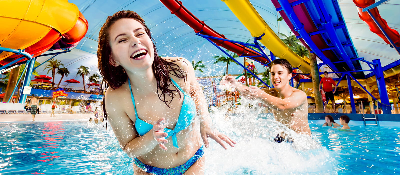 Fallsview Indoor Waterpark - Spring Break