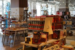 Canadian Gifts & Marketplace is an open-concept Niagara market and store.