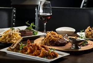 Dine with a Fallsview at Prime Steakhouse