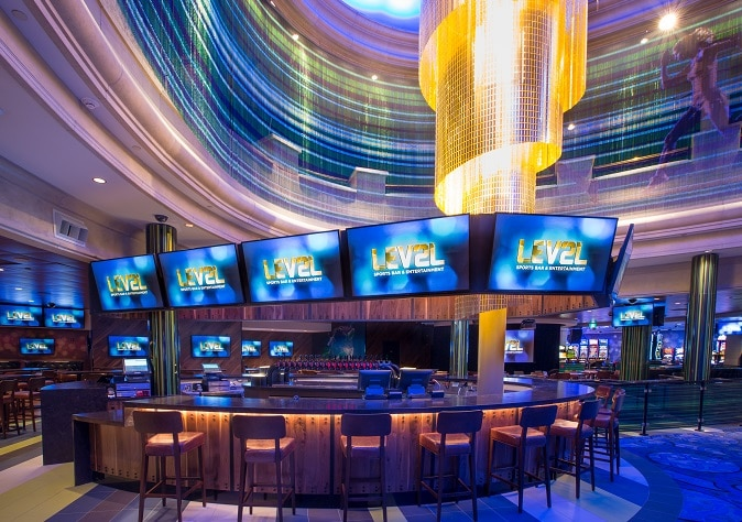 LEV2L Sports Bar & Entertainment