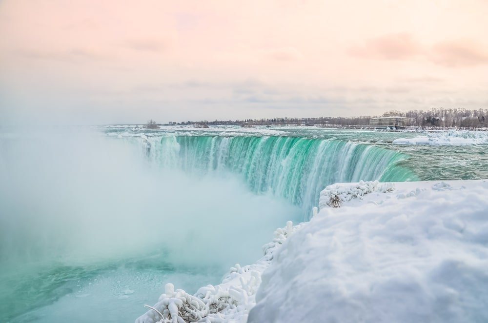 Niagara Falls in the Winter
