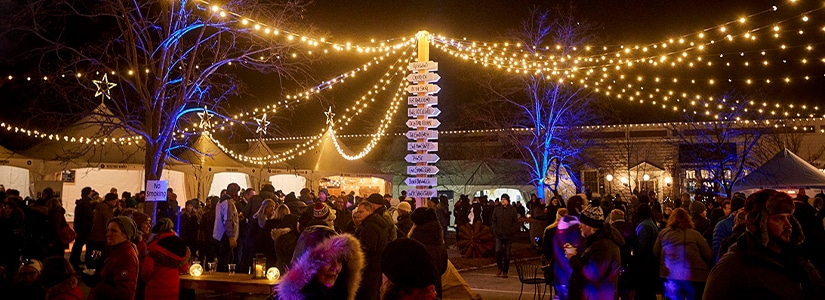 Twenty Valley Icewine Festival