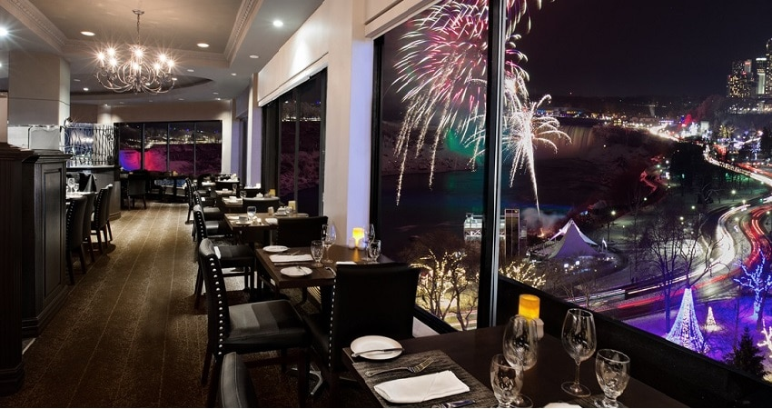 Prime Steakhouse New Year's Eve Dining