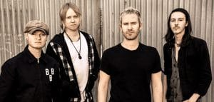 Lifehouse live at Fallsview Casino
