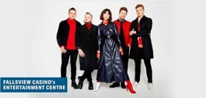Of Monsters and Men FEVER DREAM TOUR Live At Fallsview Casino Niagara Entertainment Centre