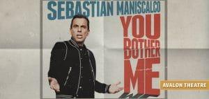 Sebastian Maniscalco Live At Fallsview Casino Resort