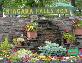 KOA Kampground in Niagara